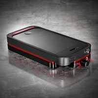 V-MODA VAMP Headphone Amplifier (150mW x 2), DAC, Battery Pack for iPhone 4/4S (Discontinued by Manufacturer)