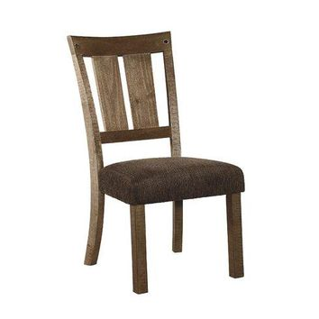 Solid Wood Pine Farmhouse Dining Chairs