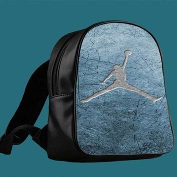 Jordan Air for Backpack / Custom Bag / School Bag / Children Bag / Custom School Bag *