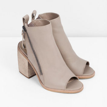 Dolce Vita Port Peep Toe Booties $180
