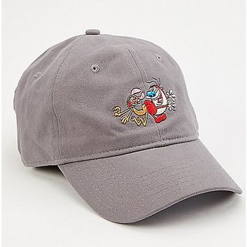 Ren and Stimpy Dad Hat - Spencer's