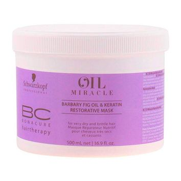 Schwarzkopf - BC OIL MIRACLE barbary fig oil mask 500 ml