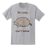 "Pusheen ""So Lazy"" Tee"