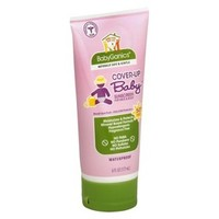 Babyganics Cover-Up Baby Sunscreen 6 oz