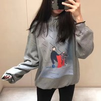 Balenciaga Photoshoot Hoodie Sweater