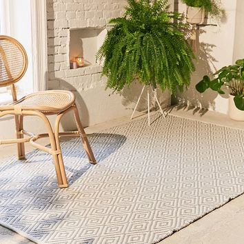 Vera Indoor/Outdoor Woven Rug | Urban Outfitters