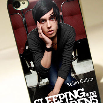 Kellin Quinn Sleeping With Sirens - for iPhone 4/4S case iPhone 5 case hard case hard cover
