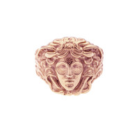 *Mister  Medusa Ring - Rose Gold