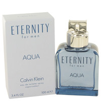 Eternity Aqua Cologne by Calvin Klein Eau De Toilette Spray