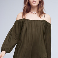 Taven Open-Shoulder Top