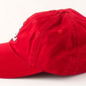 St. Louis Cardinals MLB Baseball Cap One Size American Needle Cotton Twill Red