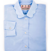 Slim Fit Shirt - Oceana Blue - by Kiel James Patrick