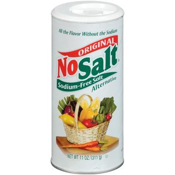 NoSalt Original Sodium-Free Salt Alternative, 11 OZ - Walmart.com