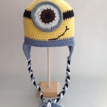 Best Crochet Minion Products On Wanelo