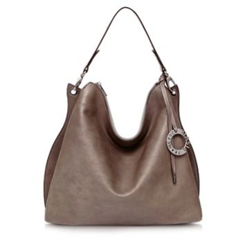 Francesco Biasia Designer Handbags Gardenia Large Hobo Bag