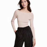 H&M Fine-knit Sweater $34.99