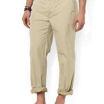 Polo Ralph Lauren Classic-Fit Lightweight Chino Pant