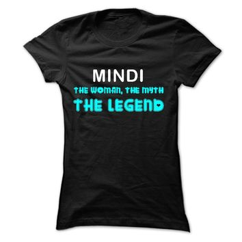 MINDI - The Woman The Myt