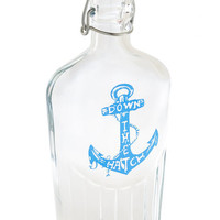 ModCloth Nautical Spirited Cheers Bottle
