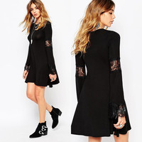 New Fashion Summer Sexy Women Mini Dress Casual Dress for Party and Date = 4724137092