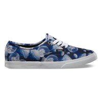 Vans Digi Jellyfish Authentic Lo Pro (black/true white)