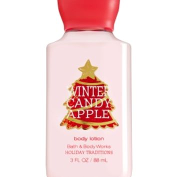 Travel Size Body Lotion Winter Candy Apple