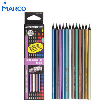 Marco Colored Pencils 12 Pack