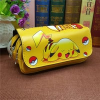 Pikachu Pencil Case from pennycrafts