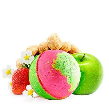 Strawberry Fields | Single Bath Bomb®