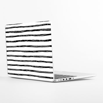 Inked Lines Laptop Skin