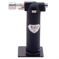 Roburn Black Butane Culinary Microtorch
