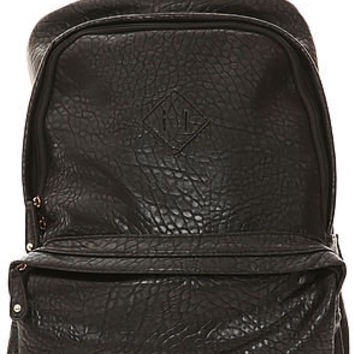 Street Level Backpack Street Hype in Black