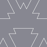 Tribal Chic Removable Wallpaper Decals