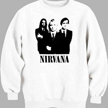 Nirvana band Sweater for Mens Sweater and Womens Sweater ***