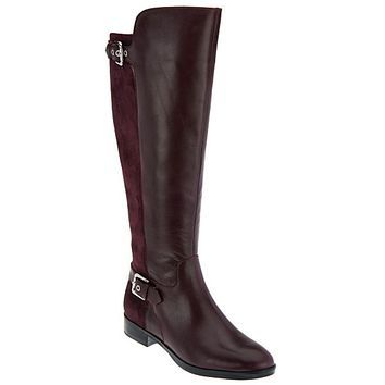 """""""As is"""" Marc Fisher Damsel Women's Wide Calf Over The Knee Boots"""