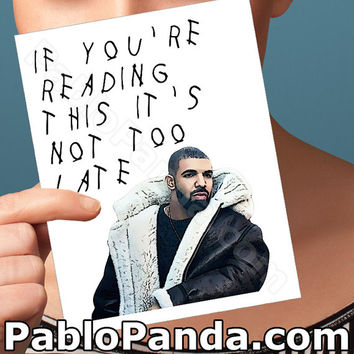 Funny Sorry Card | Drake Card | View From The 6 Funny Apology Card  Sympathy Card Forgive Me Card Funny Sympathy Card Friendship Card Funny