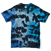 Darkside Crackle Tie Dye T Shirt on Sale for $16.95 at HippieShop.com
