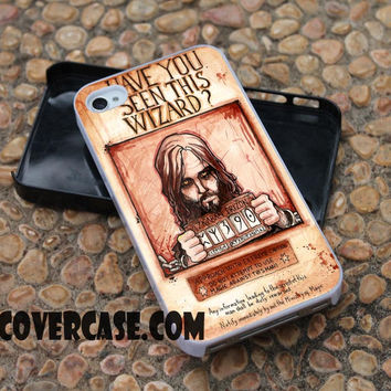 Sirius Black Harry Potter case for iPhone 4/4S/5/5S/5C/6/6+ case,samsung S3/S4/S5 case,samsung note 3/4 Case