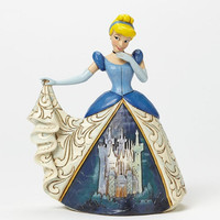 Midnight at the Ball-Cinderella's Castle Dress-Jim Shore-4045239