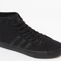 adidas Matchcourt Mid Remix Black Shoes at PacSun.com