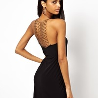 ASOS Chain Back Cami Dress