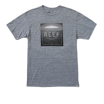 Shop Reef Form T-Shirt in Heather Grey   Jack's Surfboards