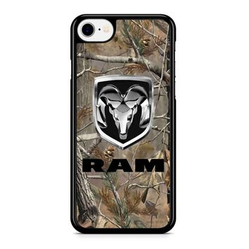 Ram Dodge Cummins Iphone 8 Case