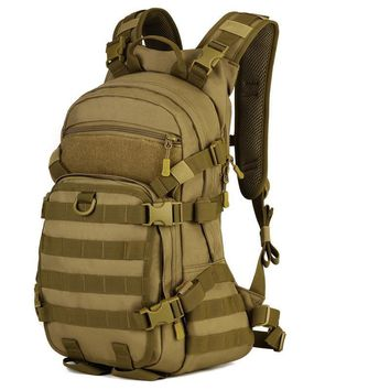 40L Casual Laptop Backpack 2016 Waterproof Nylon Men Travel Backpack Multi-function camouflage   Backpack military Popular