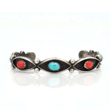 Native Eye Cuff