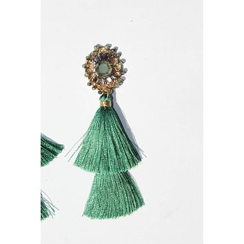Brandi Tassel Earrings