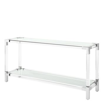 Glass Console Table | Eichholtz Royalton