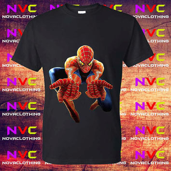 Spiderman Amazing tshirt -Tshirt Unisex Adult, Tshirt Youth, kids clothes, Mens Tshirt, Womens Tshirt, Boys tshirt, Girls tshirt