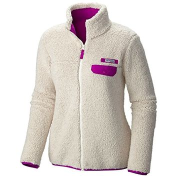Columbia Sportswear Women's Harborside Heavy Weight Full Zip Fleece Sweater