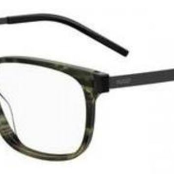 HUGO by Hugo Boss - Hg 1038 Green Horn Eyeglasses / Demo Lenses